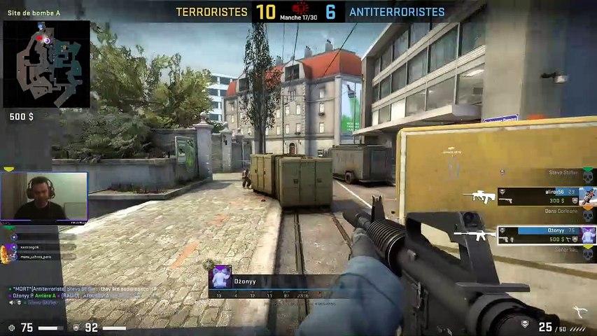 Counter Strike GO - Vais-je derank? Suspense (04/03/2021 22:53)