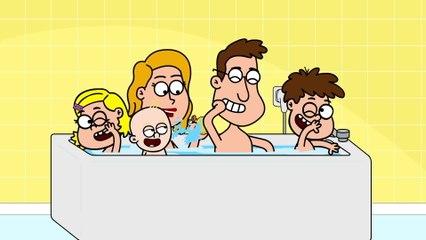 Hurra Kinderlieder - Hurra wir baden