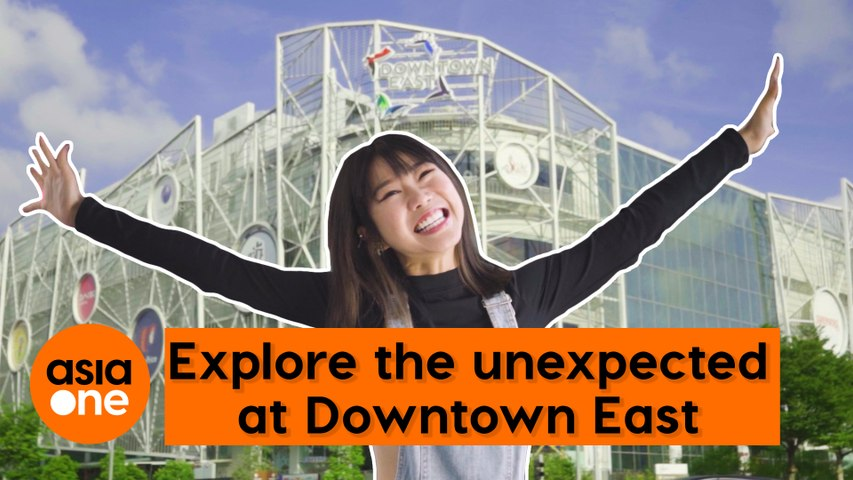 AsiaOne Explores: Plenty to Play With at Downtown East