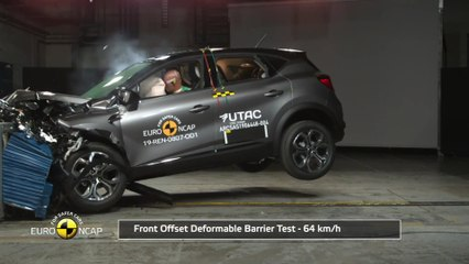 Renault Arkana - Crash & Safety Tests