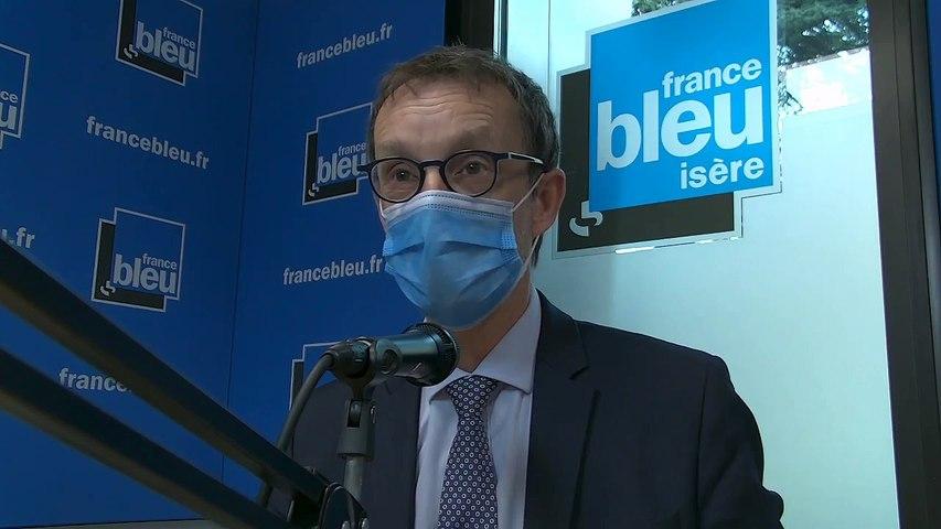 Éric Vaillant, procureur de la République de Grenoble