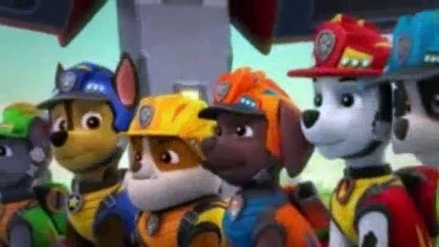 PAW Patrol Season 7 Episode 11,12 - Dino Rescue- Pups Save A Pterodactyl - Dino Rescue- Pups And The Big Rumble