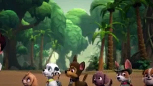 PAW Patrol Season 7 Episode 17,18 Pups Save the Marooned Mayors;  the Game Show - Little Hairy; a Kooky Climber