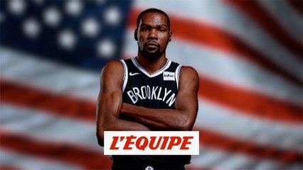 La présentation de la Team Durant - Basket - NBA - ASG