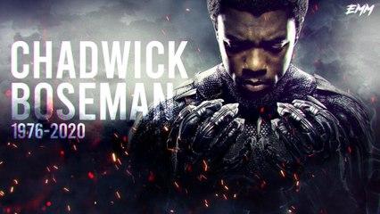 BLACK PANTHER Tribute (2020) R.I.P. Chadwick Boseman