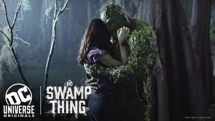 SWAMP THING Trailer (2020)