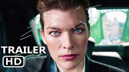 THE ROOKIES Official Trailer (2021) Milla Jovovich, Action Thriller Movie