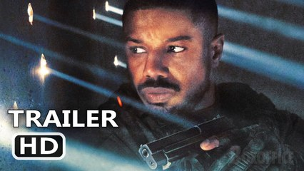 WITHOUT REMORSE Trailer (2021) Michael B. Jordan, Action Movie HD