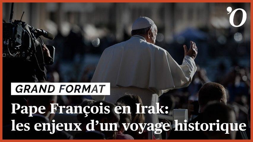Crise politique, chrétiens d'orient, dialogue avec l'islam… les enjeux de la visite historique du pape François en Irak