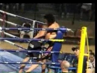 Nashebo Noya(MMA BCN TEAM) vs Ayoze Espino(Taz Academy)