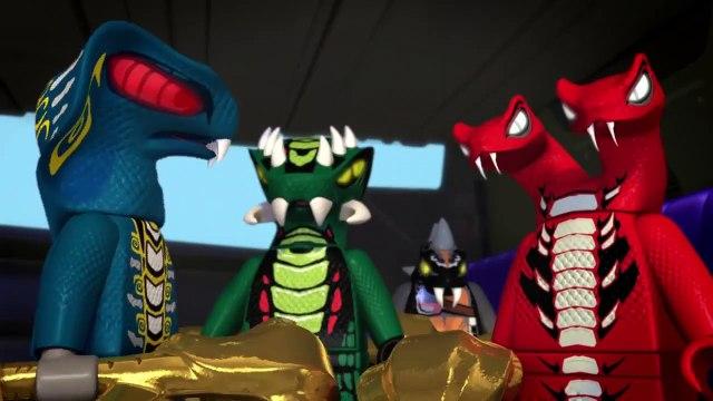 LEGO Ninjago Masters of Spinjitzu - Se2 - Ep07 - The Stone Army HD Watch