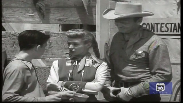 Annie Oakley | Season 3 | Episode 4 | Annie and the Twisted Trails | Gail Davis | Brad Johnson