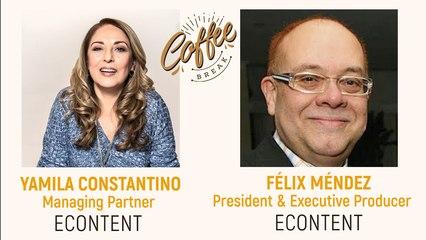 Coffee Break - Yamila Constantino y Félix Méndez