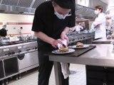 Les jeunes cuisiniers de la Loire en compétitions à Verrières-en-Forez - Reportage TL7 - TL7, Télévision loire 7