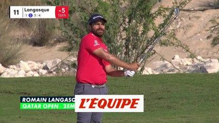 Langasque - golf - Shot