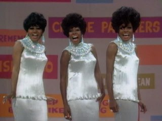 Diana Ross & The Supremes - Say It With Music/It's A Lovely Day Today/Heat Wave