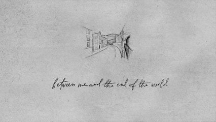 Adam Hambrick - Between Me and the End of the World