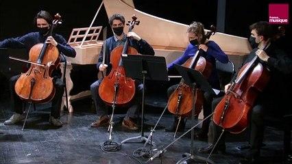 Paul Colomb : Bleue (violoncelle)