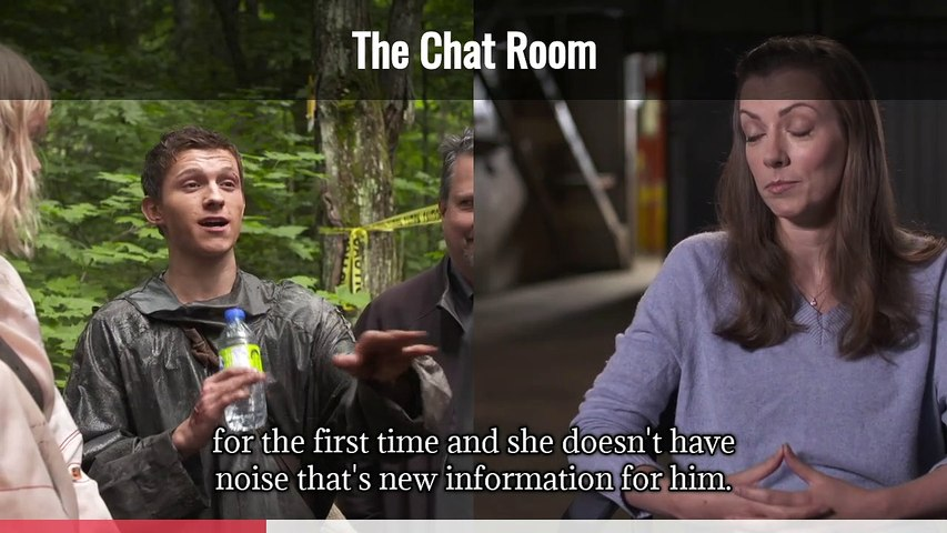The Chat Room  with Chaos Walking  Producers (Captioned)