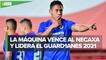 Cruz Azul lidera el Guardianes 2021, Juan Reynoso se reivindica