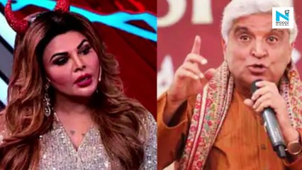 Javed Akhtar confirms that he wants to make a film based on Rakhi Sawant