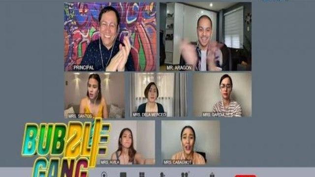 Bubble Gang: Paano gumraduate sa online school? | YouLOL