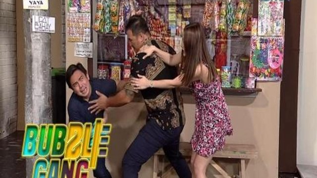 Bubble Gang: Ang manliligaw na TIGASIN | YouLOL