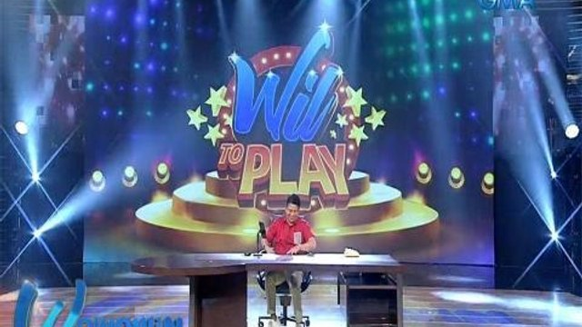 Wowowin: Non-stop games and prizes on 'Wil to Play!'