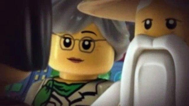 LEGO NinjaGo Masters Of Spinjitzu Season 5 Episode 8 Grave Danger