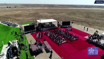 Discurso do Papa Francisco em Ur, Iraque