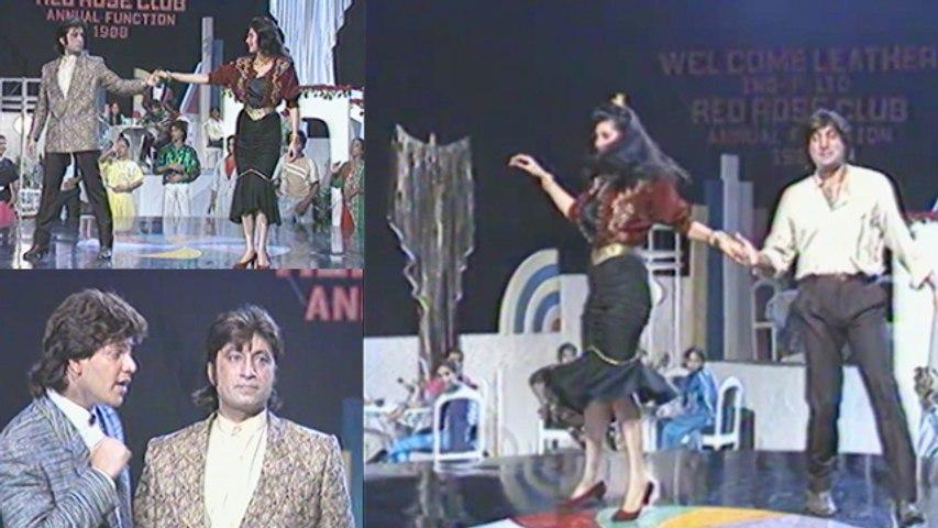 Qatil On Location (1988) | Aditya Pancholi | Sangeeta Bijlani | Flashback Video
