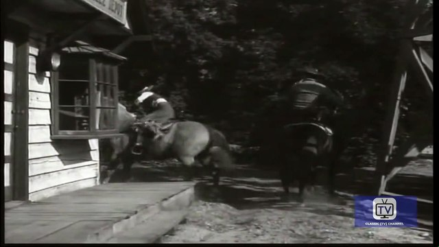Annie Oakley | Season 3 | Episode 6 | Annie and Bicycle Riders | Gail Davis | Brad Johnson