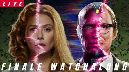 """WandaVision Episode 9 """"The Series Finale"""" Recap & Review - Marvel Easter Eggs & Theories"""