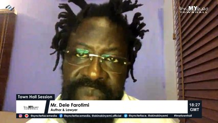 There is a fusion between the ruling class and the criminal elements in Nigeria - Dele Farotimi