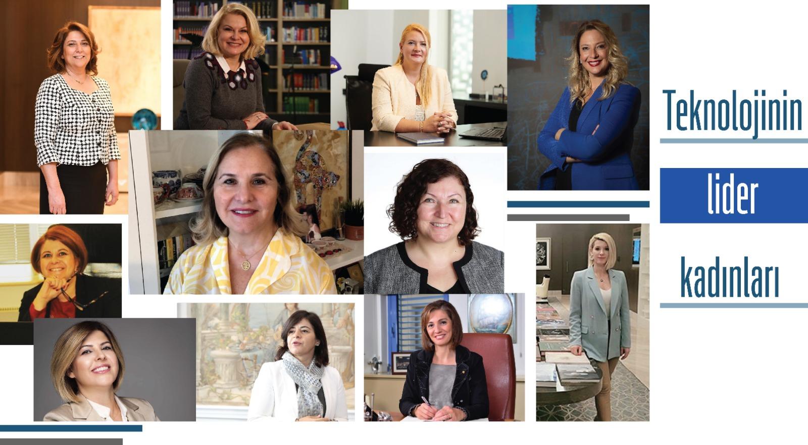 """Teknoloji uzmanı ve yöneticisi 10 kadın anlattı: """"Kadın girişimcilik ilerliyor, bilgisayar dünyasında kadınlara büyük fırsat var"""""""