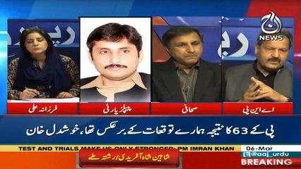 Bureau Report With Farzana Ali I 6 March 2021 I Aaj News I Part 2