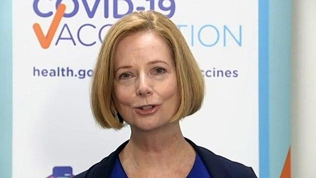 Former Prime Minister, Julia Gillard warns of misinformation