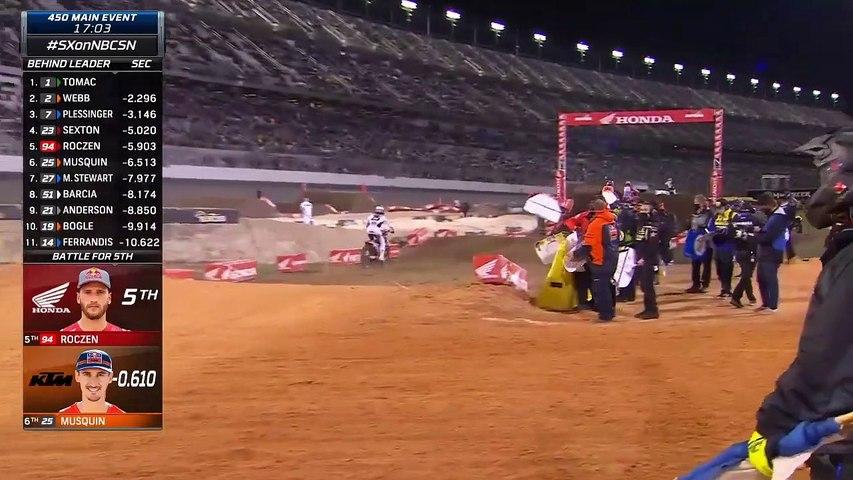 Round 9- 2021 Monster Energy | AMA Supercross Daytona |450SX Main Event