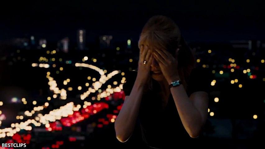 Iron Man and Pepper Heart - Kiss Scene - Iron Man 2 (2010)