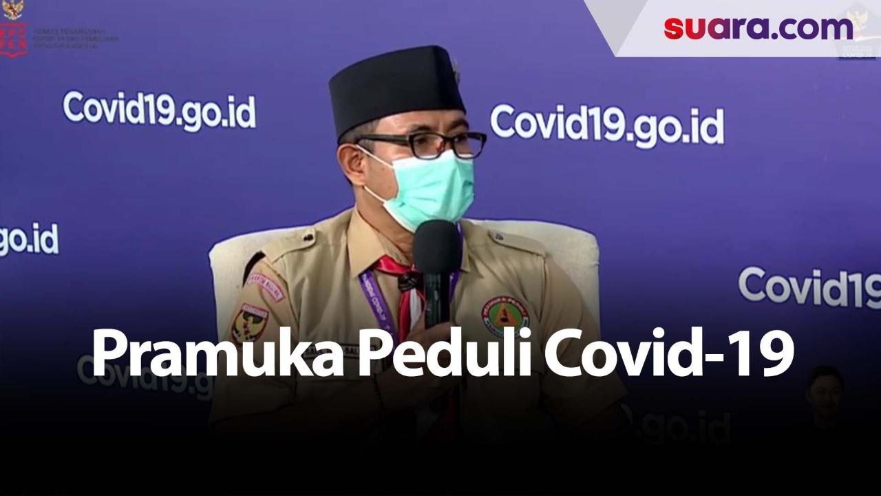 Pramuka Peduli Covid-19
