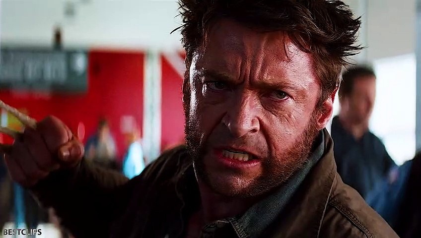 After Credits Scene - The Wolverine (2013)