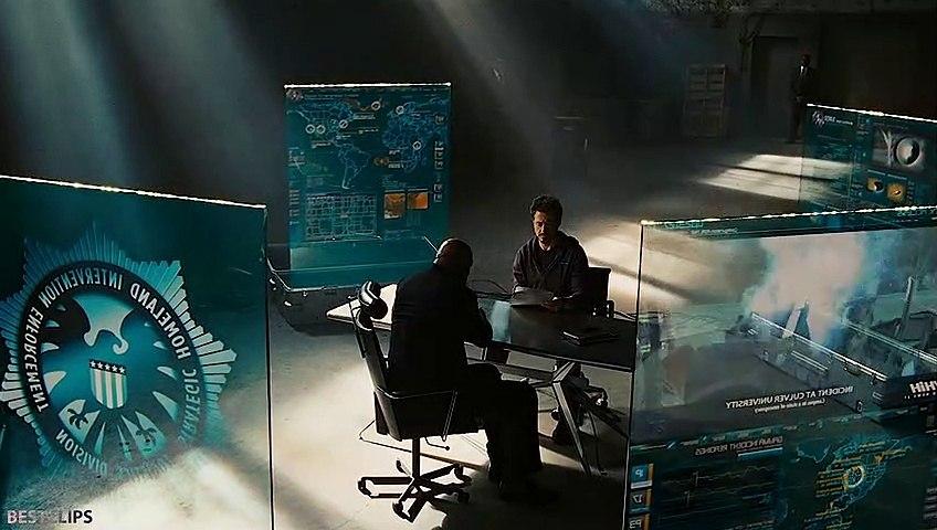 Ending Scene - Iron Man 2 (2010)
