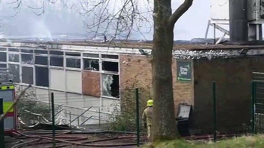Elmete School Fire