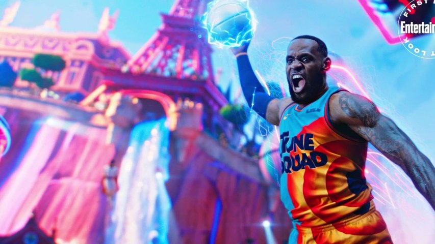 Space Jam 2 New Legacy FIRST LOOK + Lola Bunny Redsign Teaser