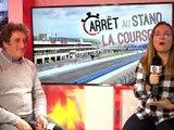Arrêt Au Stand La Course - MARS 2021 - ARRET AU STAND LA COURSE - TéléGrenoble