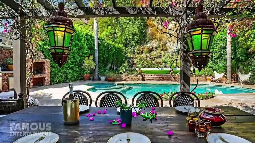 Dan Levy _ House Tour _ His $4.1M Los Feliz Estate