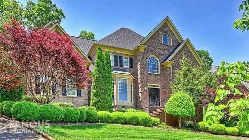 Fantasia Barrino _ House Tour _ Her North Carolina Mansions