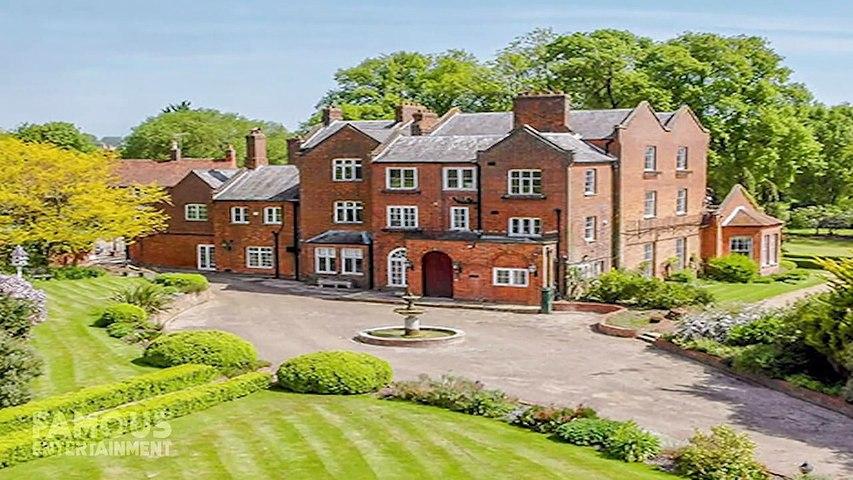 Rupert Grint _ House Tour _ His $7.5 Million Hertfordshire Mansion