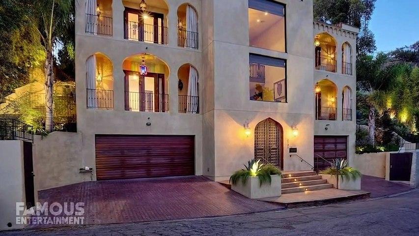 Taraji P. Henson _ House Tour _ Los Angeles Estate & Chicago Condo
