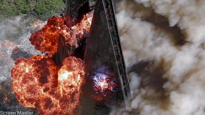 Stormbreaker All Lightning-Thunder Power Scenes